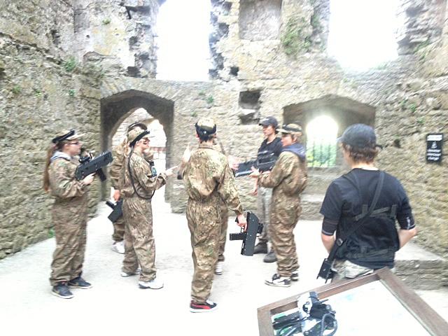 Battlefield Live Pembrokeshire at Pembroke Castle