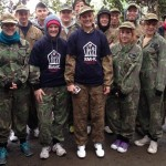 Ronald MacDonald charity event at www.battlefieldlivepembrokeshire.co.uk