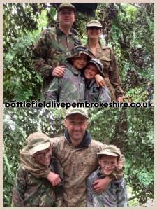 family friendly activities pembroke